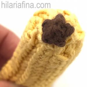 banana pattern crochet patron