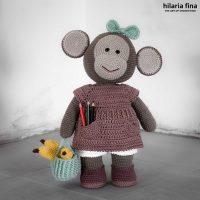 Learn to crochet amigurumi