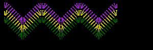 Crochet chart blanket