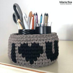 Crochet pattern level intermediate