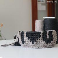 Basket crochet tutorial
