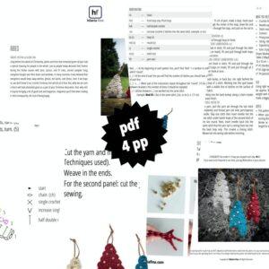Abies Crochet Pattern PDF