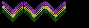 Gráfico de la Manta de Ganchillo
