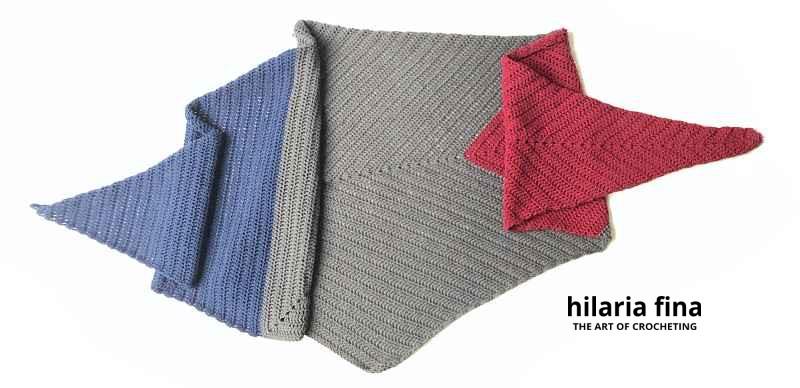 Brigida Shawl Crochet