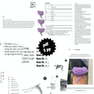 Eli Crochet Pattern PDF
