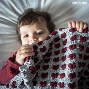 Isabel Blanket Baby
