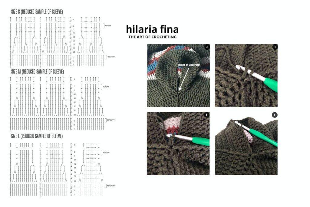 Joan Reduced Sample of Sleeves