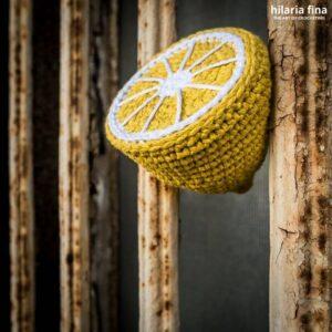 Amigurumi Half Lemon Lemmy