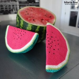 Amigurumi Watermelon Sandy
