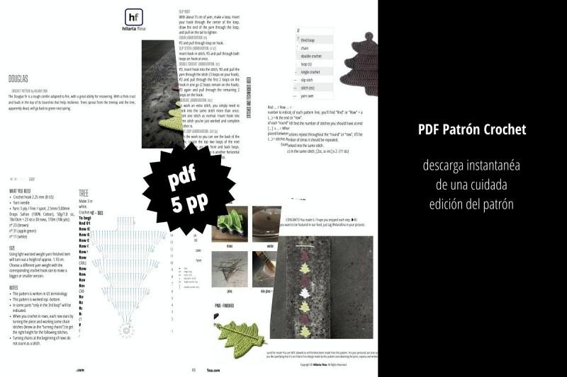 Patrón Douglas PDF