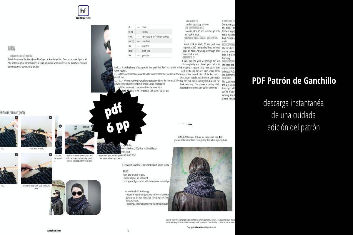 Nina Patrón PDF