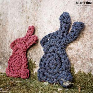 Vera Crochet Bunny