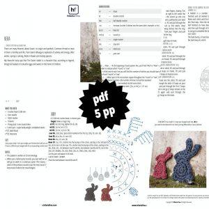 Vera Crochet Pattern PDF