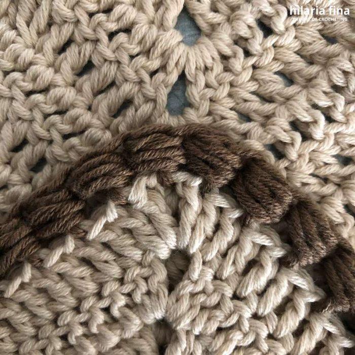Bead Crochet Stitch