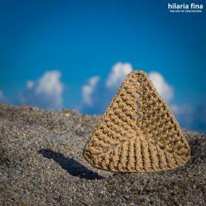 Gizeh Crochet Triangle Videotutorial