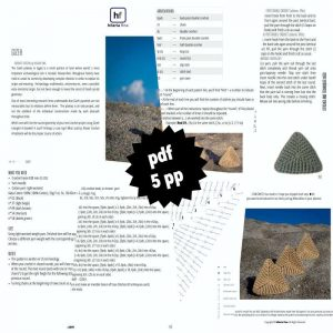 Crochet Triangle Pattern PDF