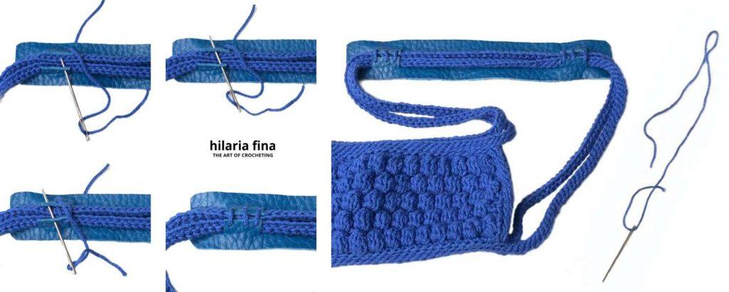 Crochet Leather Pattern