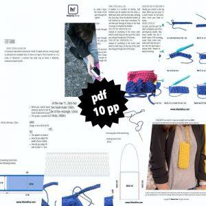 Esteban Crochet Pattern PDF