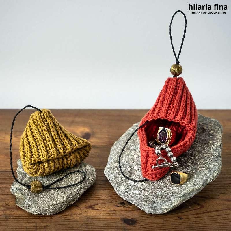 Kammer Crochet Pouch